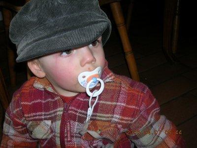 mon cousin Matteo il est trop mimi