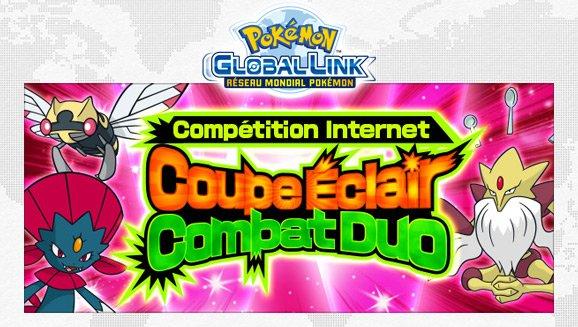 Compétition Internet : Coupe Éclair (Combat-Duo)