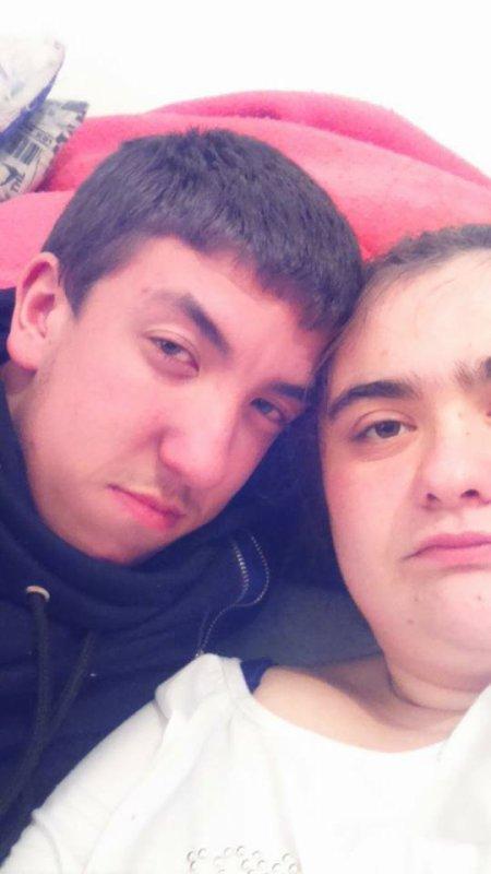 mon cheriie et moi <3