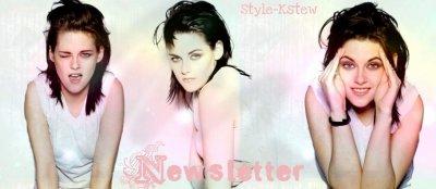NEWSLETTER STYLE-KSTEW : ON