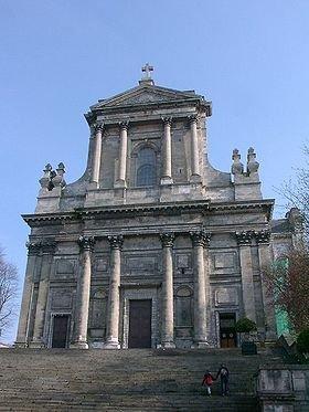 Cathédrale St Vaast à Arras (j'y est fait ma communion) est passée au journal National sur Fr 3