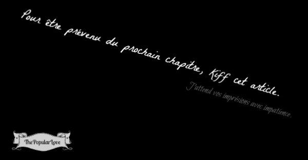 CH 24 : Un de perdu, dix de retrouvés.