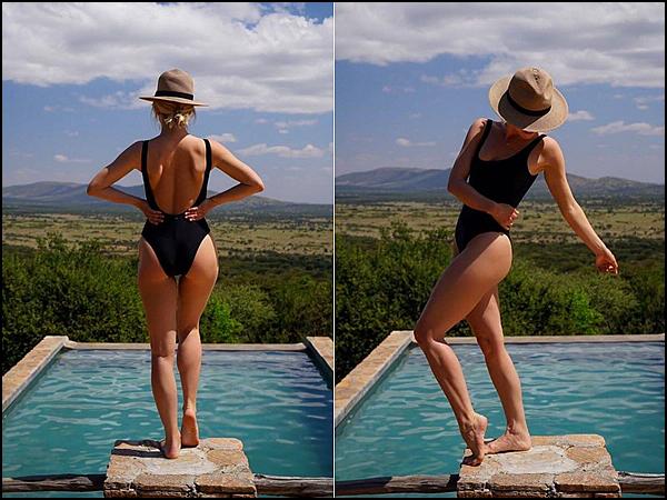 . ► Le 31/07/19 Julianne a posté des photos avec un très beau cadre sur son instragram .
