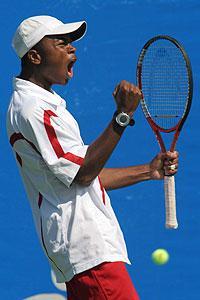 les espoirs du tennis