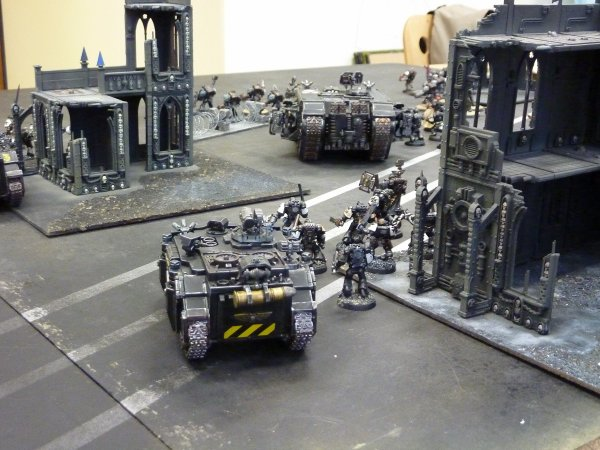 Mon armée Black Templars (5)