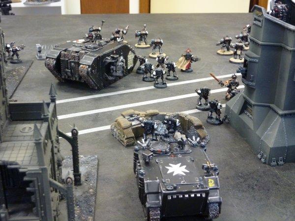 Mon armée Black templars (6)