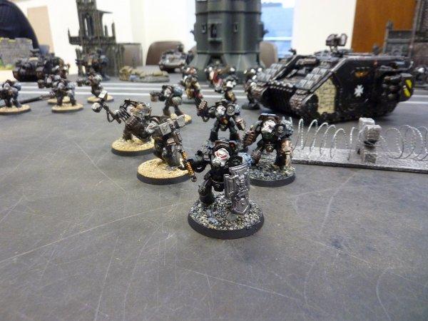 Mon armée Black Templars (7)
