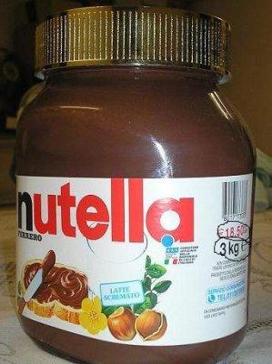 le plus gros pot de nutella p 232 se de x nutella x 06