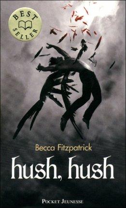- Hush Hush de Becca Fitzpatrick  -