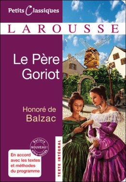 - Le père Goriot de Honoré de Balzac  -