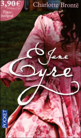 - Jane Eyre de Charlotte Bronte  -