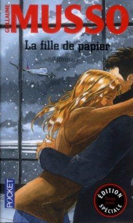 - La fille de papier de Guillaume Musso  -