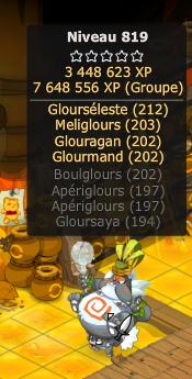 Glourseleste a 4
