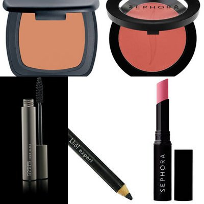 Mes 5 indispensables Make-up