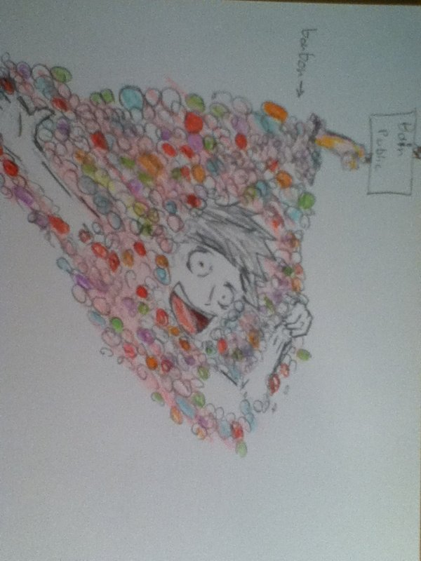 *Concours !* dessin #1