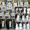 - 23/04/2017 : Justin B. a été photographié au restaurant italien « II Pastaio » à Beverly Hills, en Californie. Le même jour, Justin B. a été vu quittant « Barneys New York » à Beverly Hills, en Californie. Concernant sa tenue, gros TOP. -