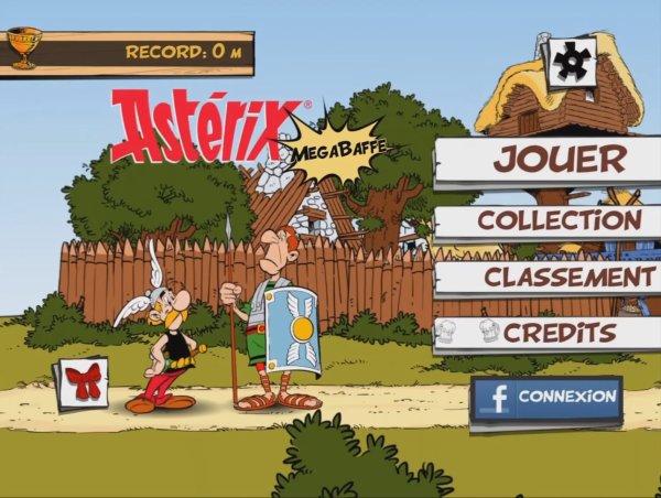 Asterix - Mega baffe