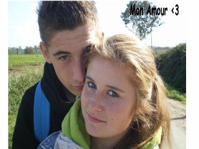 je t'aime mon amour <3