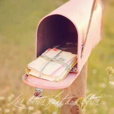 Bienvenue dans le monde des lettres...