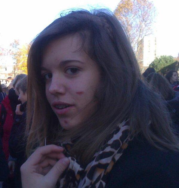 ma Clémence !!! ma shériie ♥