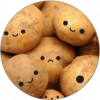 Kawaii-Potato