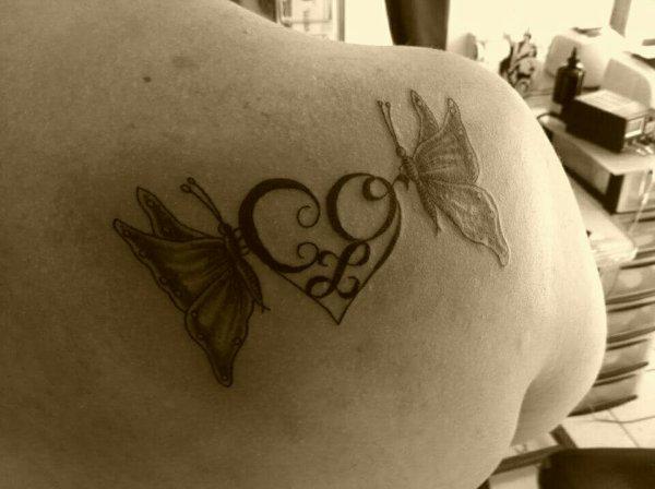 Mon seul tatouage pour le moment