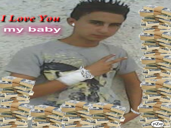 i love you my baby
