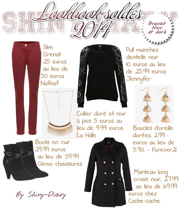 ♦ Lookbook soldes 2014 ♦