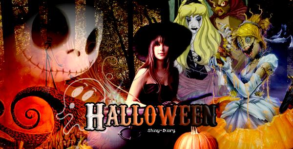♪ Voici Halloween ! Voici Halloween ! Les citrouilles vont mourir de trouille ♫
