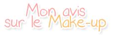 • Make-up > Les pots de peinture •