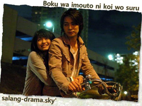 Boku wa imouto ni koi wo suru (film japonais)