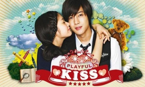 Playful Kiss (coréen)
