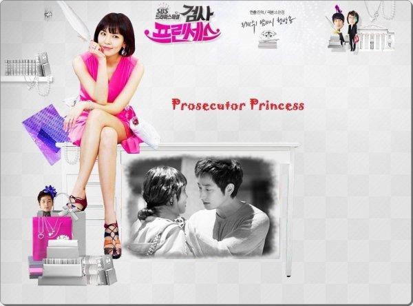 Prosecutor Princess (coréen)