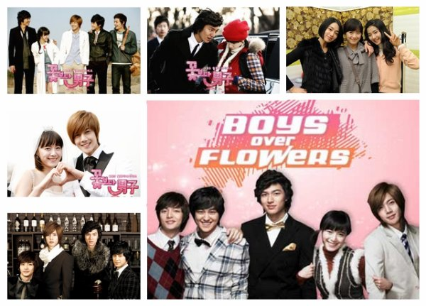 Boys Over Flower (coréen)