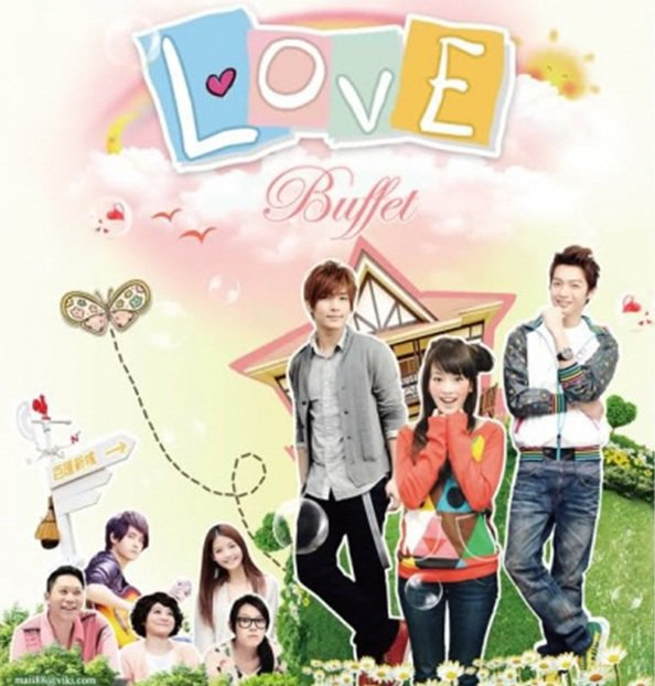 Love buffet taiwanais des dramas des films et de la for Drama taiwanais romance