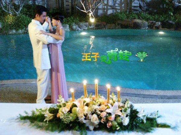 Prince Turns Into The Frog (taiwanais)