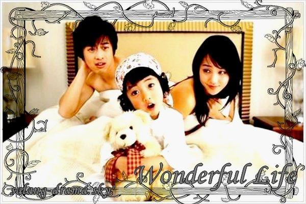 Wonderful Life (coréen)