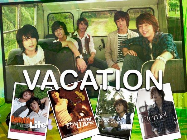 Vacation (mini film coréen)