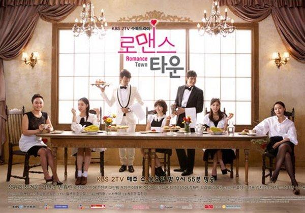Romance Town (coréen)