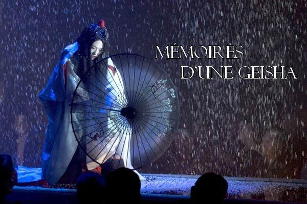 Mémoire d'une geisha (film américain en vf)