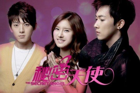 The Secret Angel (webdrama coréen)