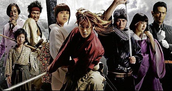 Rurouni Kenshin (film japonais)