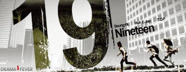 19 - Nineteen (film coréen)