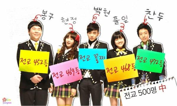 God Of Study (coréen)