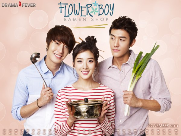 Flower Boy Ramyun Shop (coréen)
