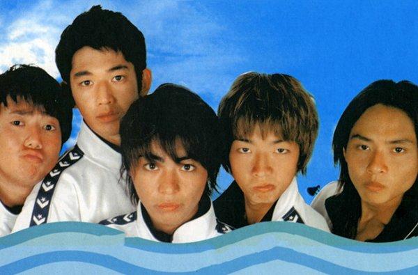 Water Boys (japonnais)
