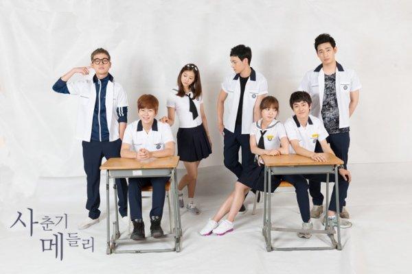 Adolescence Medley (coréen)