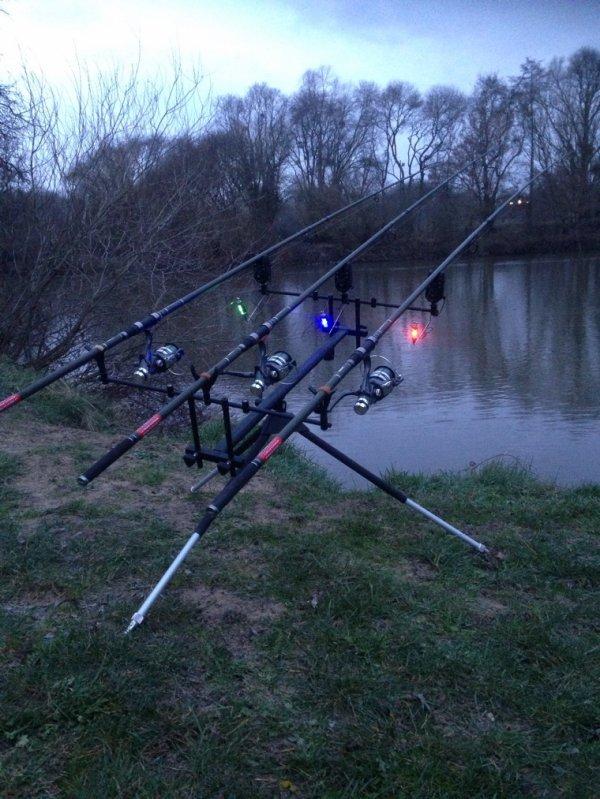 Matinée pêche dimanche