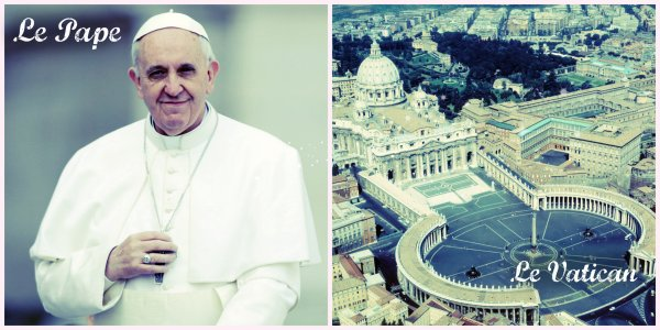 Le Pape ( Et La Hiérarchie de L'Eglise Catholique. )