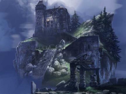 Mon château.......